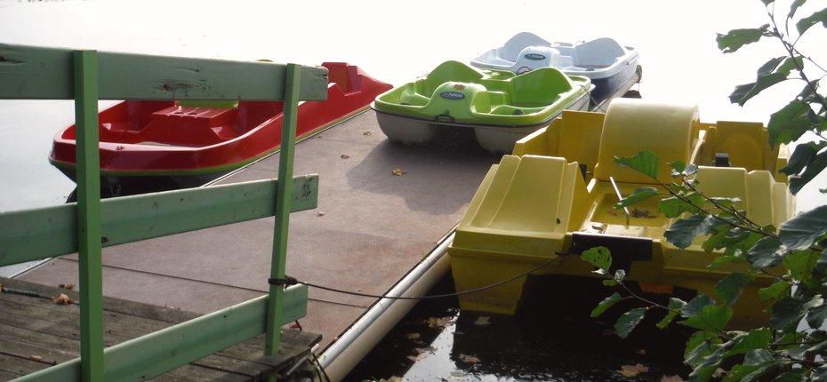 Camping en Ille et Vilaine en bord de Lac avec activites nautiques