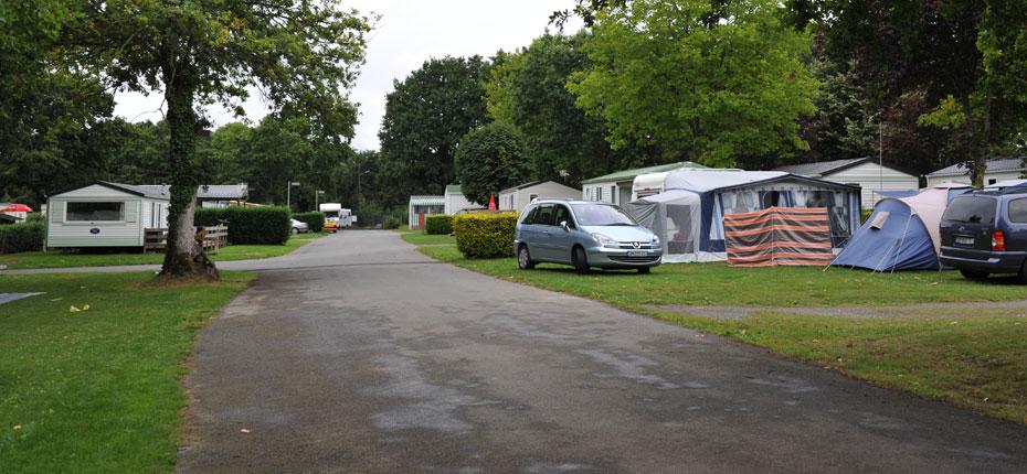 Les emplacements camping en Ille et Vilaine