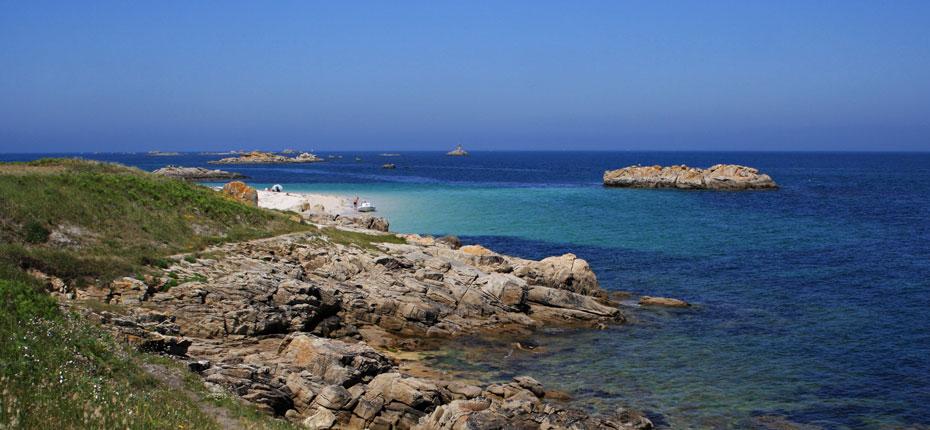 La Bretagne et ses rochers