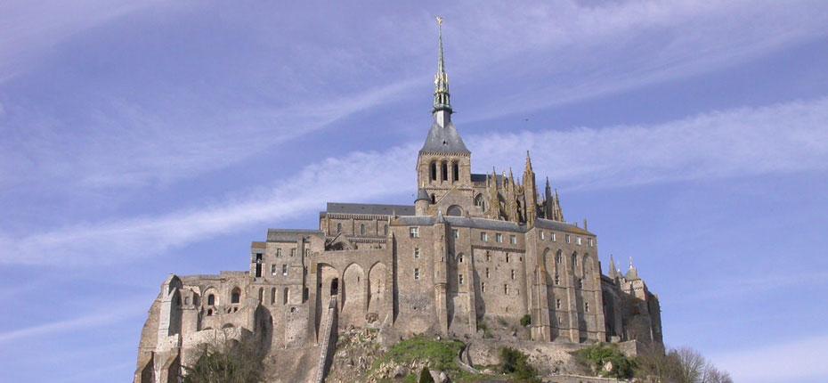 Le Mont Saint Michel à 100 kms du camping