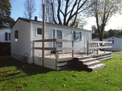 Mobil-home 29m²
